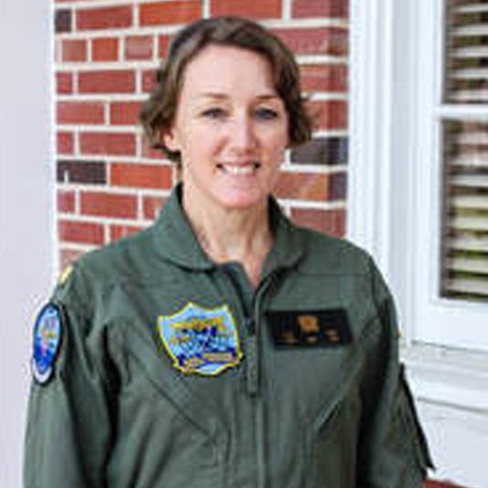 Commander Shawnna Chee
