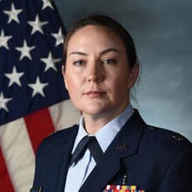 Major Emily Grieser