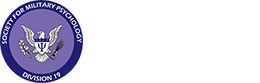 The Society For Military Psychology